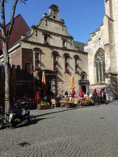 Maastricht - heerlijke studentenstad