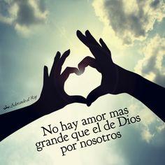 No hay amor mas grande Thank You Quotes, Quotes About God, Me Quotes, Biblical Verses, Everyday Quotes, Passionate Love, Try To Remember, God Bless You, Son Of God