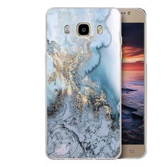 For Samsung Galaxy A3 A5 A7 J1 J5 J7 S3 S4 S5 S6 S7 S7edge Case Fashion Marble…