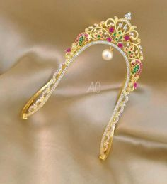 1 Gram Gold Jewellery, Gold Rings Jewelry, Gold Jewellery Design, Gold Bangles, Pearl Jewelry, Pendant Jewelry, Fine Jewelry, Gold Pendant, Diamond Jewelry