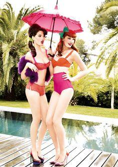 Chantalthomass lingerie 2013  Pin-up. Colors. #instarrtt