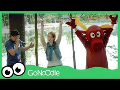 Dance along to this silly song. A camp favorite! This video comes from GoNoodle's Moose Tube channel. Moose Tube gets kids to sing and move with a-moose-ing . Kids Dance Songs, Dance Videos, Silly Songs, Funny Songs, Kids Songs With Actions, Creative Curriculum Preschool, Freeze Dance, Cup Song, Action Songs