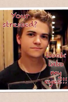 """Yeah, whenever I'm having a bad day I go on pinterest and pin Hunter Hayes stuff♥:) He makes my world a little brighter when I'm feeling down:) """"""""God gave me him for the ups and downs, God gave me him for the days of doubt!"""""""" I luv that song I can relate to it about Hunter:) And I can also relate Uncle Kracker's song """"Smile"""" to my feelings for Hunter❤️^_^"""