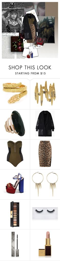 """""Speed up in my top down"""" by fruitmachine ❤ liked on Polyvore featuring Cartier, CC SKYE, Carla Amorim, Rachel Comey, River Island, Altuzarra, Gucci, Club Manhattan, Yves Saint Laurent and Georgie Beauty"