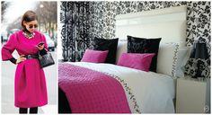 Pink: fashion x decor #pink #fashion #casadasamigas #decor