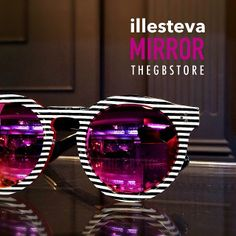 e8f639ae65f illesteva Leonard II STRIPES   PINK MIRROR Available N⭕W  theGBstore SHOP.  MRT Chatuchak phone. - thegbstore   Instagram Web Interface - 5th.