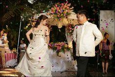 Kinchan & Zaida: Filipiniana Theme Wedding   Blissful Weddings Philippines July Wedding, Dream Wedding, Wedding Stuff, Filipiniana Wedding, Filipino Wedding, Bridesmaid Dresses, Wedding Dresses, Wedding Inspiration, Wedding Ideas