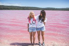 Colour Conference Pink Lake