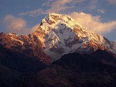Nepal 2005. Anapurna Sur.