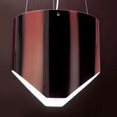 Zebra S1/24 Suspension light by Masiero #modern #suspensionlight #lighting