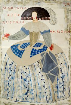 Maria Torroba - Costume in Collage Spanish Artists, Scrapbook, Textile Art, Paper Dolls, Collage Art, Graphic Illustration, Paper Art, Street Art, Just For You