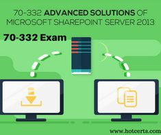 Updated and valid practice test of 70-332 Advanced Solutions of Microsoft SharePoint Server 2013 is available here: https://www.hotcerts.com/70-332.html and get free demos. #Microsoft #Dumps #Learning #Material #SharePoint #Server #Certification