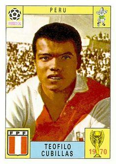 Un gran icono del futbol peruano, excelente jugador