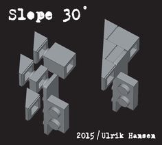 Slope 30˚ / Bracket