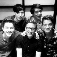 playlist live    Finn, Jack, Dan, and Phil with Tyler