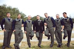 A BLUE & GRAY COUNTRY FARM WEDDING WITH A LITTLE YELLOW PIZZAZZ | JexShop Blog