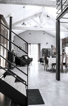 French Loft With Character 5