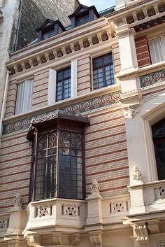 Rue Fortuny , Paris 17ème