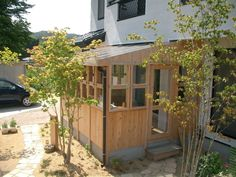 サンルーム・・お部屋が、ひとつ増えました。|ガーデニング・庭|デザイン・工事実績|外構エクステリア工事のBOSCO(ボスコ)|仙台・宮城