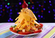 Cheese Christmas Tree | Recipe