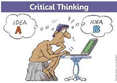 6 Great Videos on Teaching Critical Thinking ~ Educational Technology and Mobile Learning Like the apps Critical Thinking Activities, Critical Thinking Skills, Teaching Strategies, Teaching Resources, Thinking Strategies, Teaching Art, Teaching Ideas, 21st Century Learning, 21st Century Skills