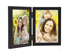 Double Wood Picture Frame