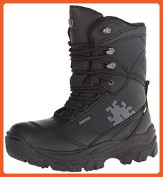 Icebug Women's Sorix2 BUGrip Traction Studded Winter Boot,Black,41 EU/9.5-10 M US - Boots for women (*Amazon Partner-Link)