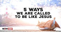 5 Ways We Are Called To Be Like Jesus ~ Forgiving Others Who Hate Us ~ Just like Jesus asked for God to forgive those who were nailing Him to the cross (Luke 23:34) and like Stephen said to not hold it against them who were stoning them to death (Acts 7:6), so too we must forgive others who hate us or despitefully abuse us. I'm not saying they can physically abuse us but those who insult us or hate us for our faith. [...]