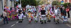 Grupo Mascarada Carnaval: Nace una nueva Murga en San Sebastián de La Gomera...