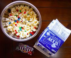 M&M's Popcorn