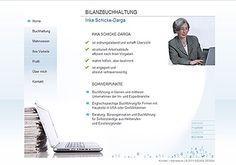 SACHERS DESIGN | Webdesign, Inka Schicke-Darga, Bilanzbuchhaltung http://www.schicke-darga.de