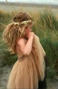 love this color for little girls