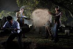 """Castle"" Under the Gun (TV Episode 2010)"
