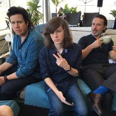 Josh, Chandler, & Andy