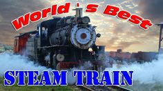 Full HD | World's Best Steam Train Compilation