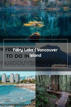 Vancouver Island, Fairy, Travel, Viajes, Destinations, Traveling, Trips, Angel
