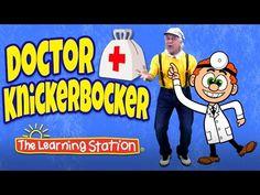 Brain Breaks ♫ Action Songs for Children ♫ Dr. Knickerbocker ♫ Kids Songs by The Learning Station