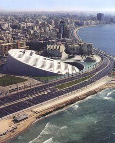 Alexandria; Egypt.
