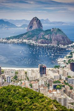 Rio de Janeiro | Brazil trip | South America | Vacation ideas // Photo by Poswiecie