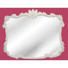 """Features:  -Finish: Bright White.  -Hand cast in """"Pecan Shell"""" resin.  -Hand finished.  -Made in the USA.  -Compatible with bathroom mirror.  Shape: -Rectangle.  Style: -Contemporary.  Country of Manu"""
