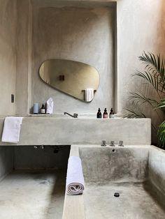 Monte Uzulu is a boutique hotel in the Oaxacan jungle by Taller Lu'um and At-te   Dezeen Interior Architecture, Home Interior Design, Interior Decorating, Interior Plants, Nature Architecture, Zen Decorating, Futuristic Architecture, Interior Modern, Interior Ideas