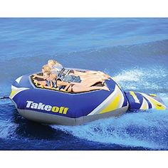 AquaGlide  Takeoff Bouncer/Towable...its a MUST HAVE