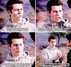 teen wolf - stiles the sass is strong in this one Teen Wolf Mtv, Teen Wolf Funny, Teen Wolf Boys, Teen Wolf Dylan, Teen Wolf Stiles, Teen Wolf Cast, Teen Wolf Quotes, Teen Wolf Memes, Dylan O'brien