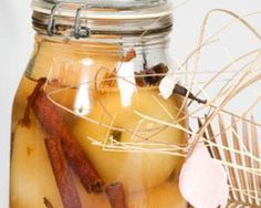 Christmas pickled pears: Recipes: Good Food Channel