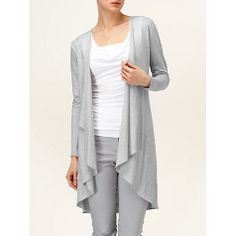 Buy Phase Eight Valencia Lea Linen Platinum Cardigan Online at johnlewis.com £55
