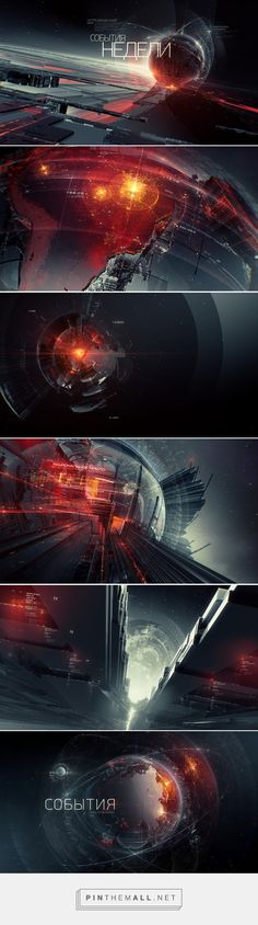 tvc. news id moodboard. on Behance... - a grouped images picture - Pin Them All
