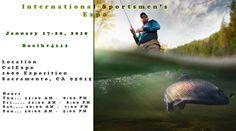 International Sportsmen's Expo Twitter Website, Sacramento, Movie Posters, Film Poster, Billboard, Film Posters