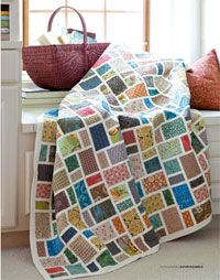 fabric fusion quilt pattern   fabric-fusion