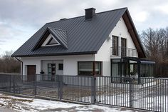 Home Building Design, Building A House, House Design, Architectural Design House Plans, Architecture Design, House Paint Exterior, Exterior Design, Tropical Houses, Design Case