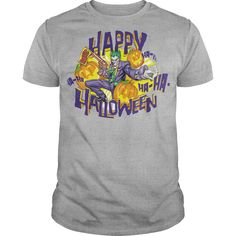 #Batman #Joker Ha #Halloween  | YeahTshirt.com
